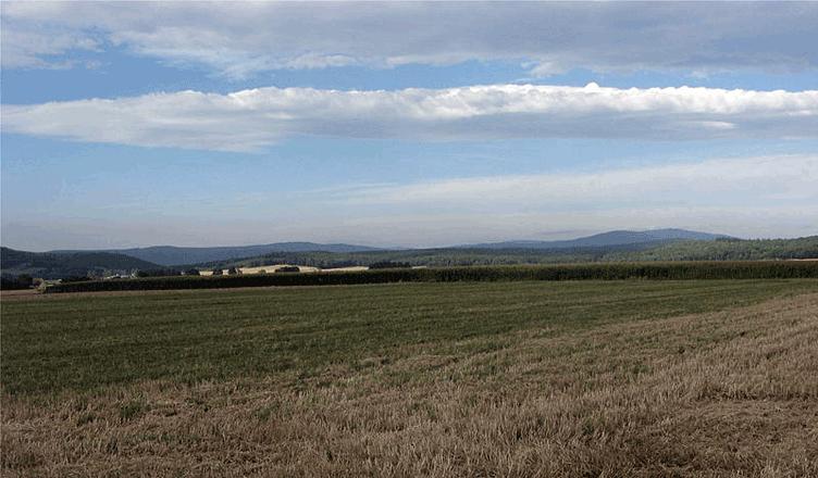 Góry Opawskie - źródło Wikipedia