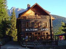 BILIKOVA CHATA (Bilikova chata, 1255 m n.p.m.) - źródło Wikipedia