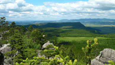 Góry Stołowe - źródło Wikipedia