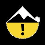II stopień zagrożenia lawionowego